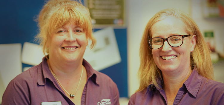 Join Garston Vets' Reception & Client Care team