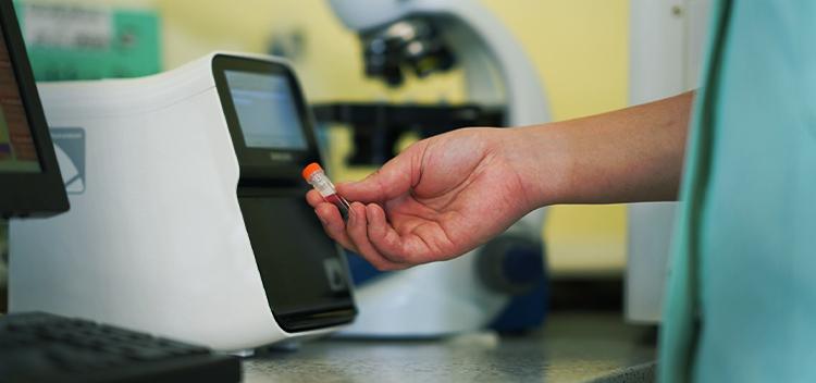 On-site laboratory: quicker diagnostics for common pet health concerns
