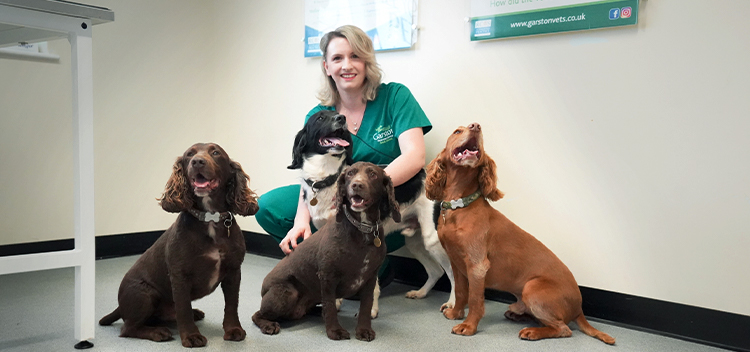 8 good reasons to choose Garston Vets for your Pets