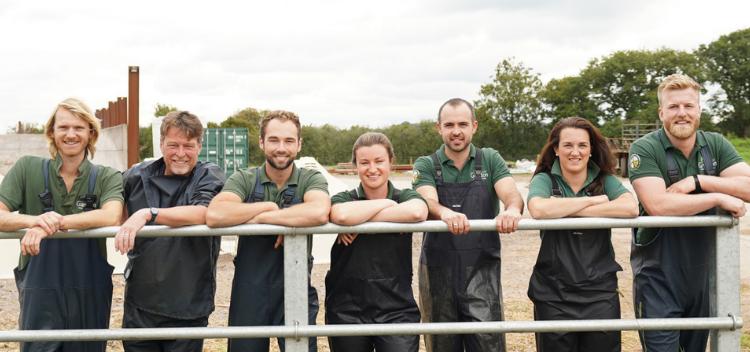 Meet the Garston Vets Farm Team
