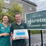Frome has been awarded RCVS Small Animal Hospital status